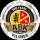 ABK Pilsner at The New Harp Inn